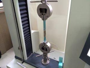 Tensile Strength Test of Welded Steel Tape 2